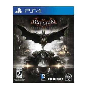 PS4- 蝙蝠俠:阿卡漢騎士 (英文版)