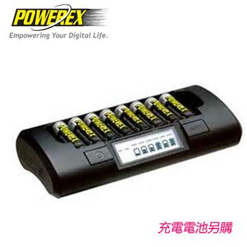 MAHA-POWEREX 八通道智慧型充電器
