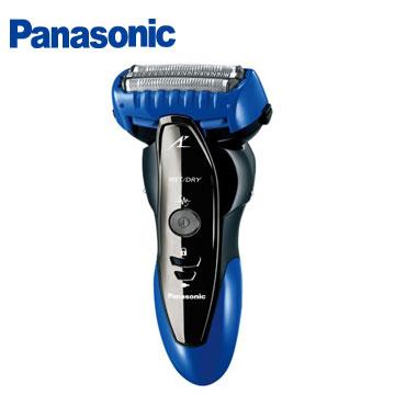 Panasonic 三刀頭刮鬍刀(藍)