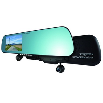 Trywin 3DX mirror多核心導航行車整合器