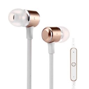 VEGIA G11金屬質感運動款藍牙耳機-白金