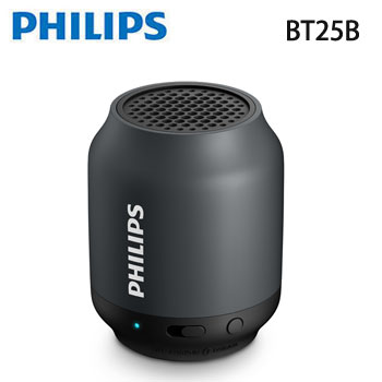 PHILIPS藍牙揚聲器 BT25B