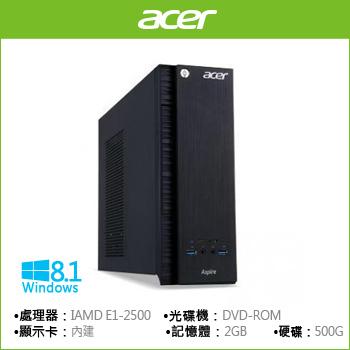Acer Aspire XC-105-B  E1-2500 500G