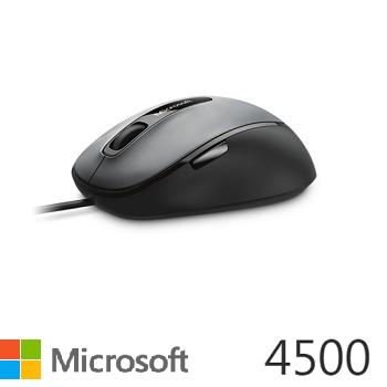 Microsoft 舒適滑鼠4500