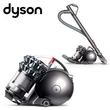 【展示機】dyson DC63 圓筒式吸塵器(銀藍色)