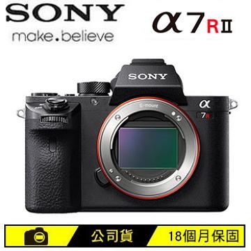 SONY ILCE-7RM2可交換式鏡頭相機BODY