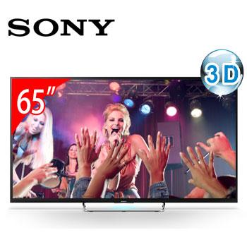 SONY 65型3D LED智慧型液晶電視