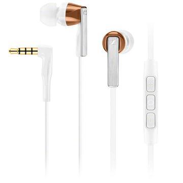 Sennheiser CX5.00i耳道式耳麥(iOS專用)-白