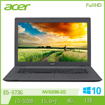 ACER 5代i5 2G獨顯Win10筆電