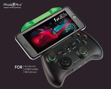 FlashFire 手機用智慧藍芽遊戲手把-綠