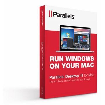Parallels Desktop 11 for Mac-單人