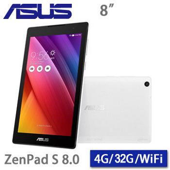 【32G】ASUS ZenPad 8.0 WIFI/白