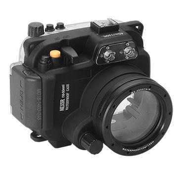 Kamera For Sony NEX-5R / 5T (16-50mm) 潛水殼-黑