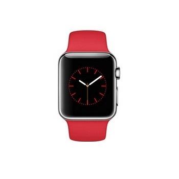 【38mm】Apple Watch 紅色運動 / 不鏽鋼 MLLD2TA/A