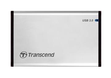 創見StoreJet 2.5吋 硬碟外接盒(S3系列)