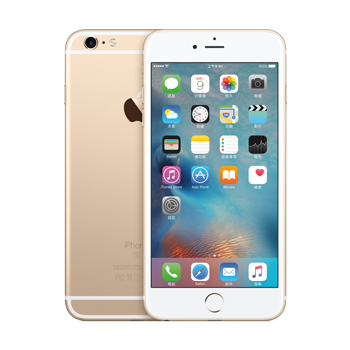 【128G】iPhone 6s Plus 金色