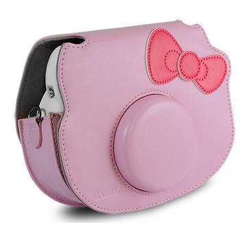 CAIUL mini-Hello Kitty 皮質相機包