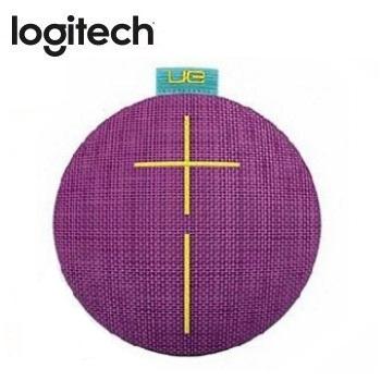 Logitech UE藍牙揚聲器(Roll-紫紅色)