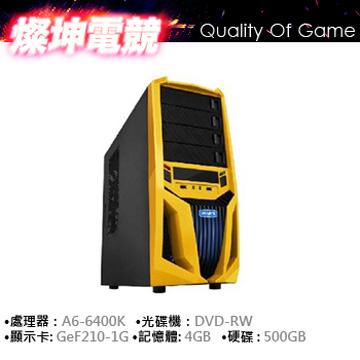 AMD A6組裝專案機-(A6-6400K)