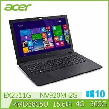 ACER EX2511G 3805U NV920 獨顯商用筆電