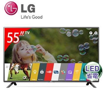 [福利品] LG 55型LED智慧型液晶電視