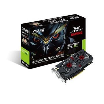 華碩STRIX-GTX950-DC2OC-2GD5-GAMING顯示卡