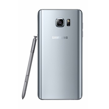【64G】SAMSUNG GALAXY Note 5-銀