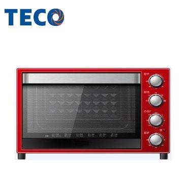 東元32L雙溫控烤箱