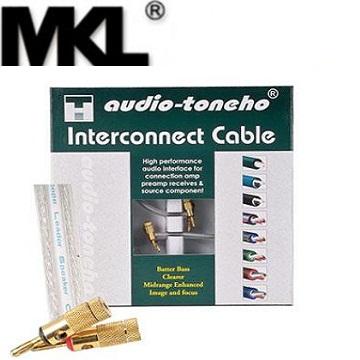 MKL audio-toneho M3310 喇叭線組盒