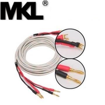 MKL 5米發燒喇叭線Y字-香蕉頭(Q3.4C)