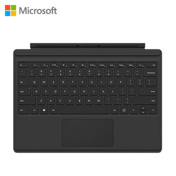 微軟Surface Pro 4實體鍵盤(黑)