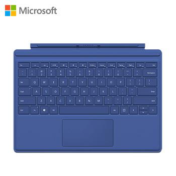 微軟Surface Pro 4實體鍵盤(藍)