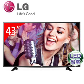 LG 43型 LED液晶電視