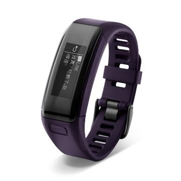 Garmin Vivo Smart HR腕式心率智慧手環-紫