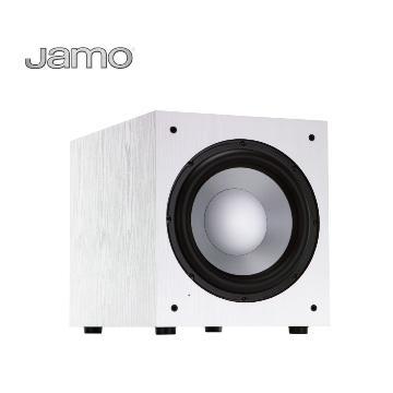 丹麥 JAMO J10 SUB超低音喇叭-白