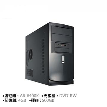 AMD A6專案機-(A6-6400K)