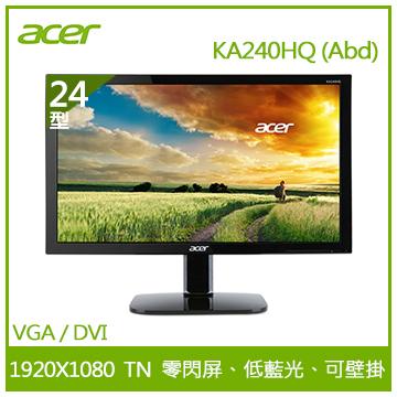 【24型】ACER LED液晶顯示器