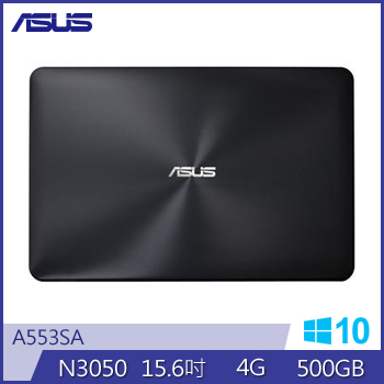 "ASUS A553SA 15.6""寬螢幕筆記型電腦"