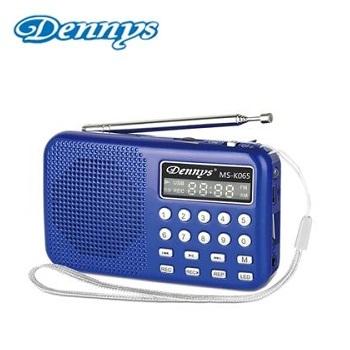 Dennys USB/SD/MP3/AM/FM 錄音插卡音箱喇叭