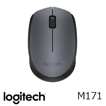 羅技M171無線滑鼠-黑