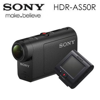 SONY HDR-AS50R 運動型攝影機