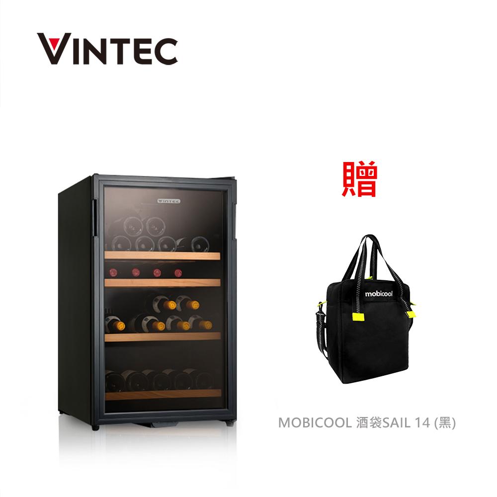 VINTEC 單門單溫酒櫃(V30SGME)