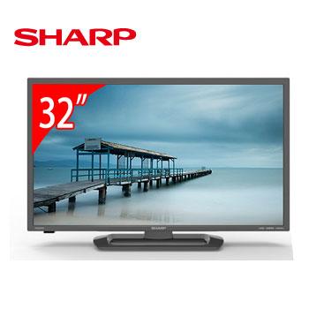 SHARP 32型LED液晶電視