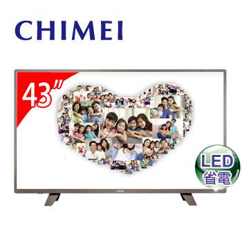 CHIMEI 43型低藍光LED顯示器