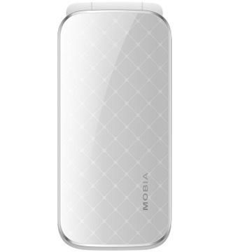 MOBIA M600 雙卡雙待 3G 貝殼機 白色