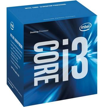 Intel CPU Core i3-6100