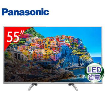 Panasonic 55型 LED 智慧聯網顯示器