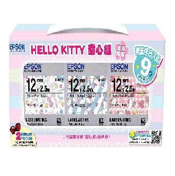 EPSON Hello Kitty甜心組(Kitty三款)組合價