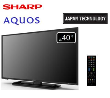 [福利品] SHARP 40型LED液晶電視