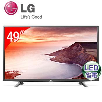 LG 49型LED液晶電視
